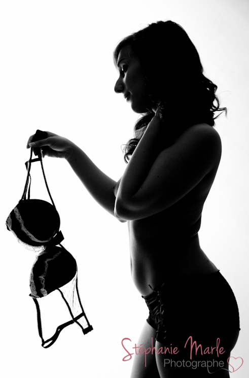 photographe boudoir femme nue 77