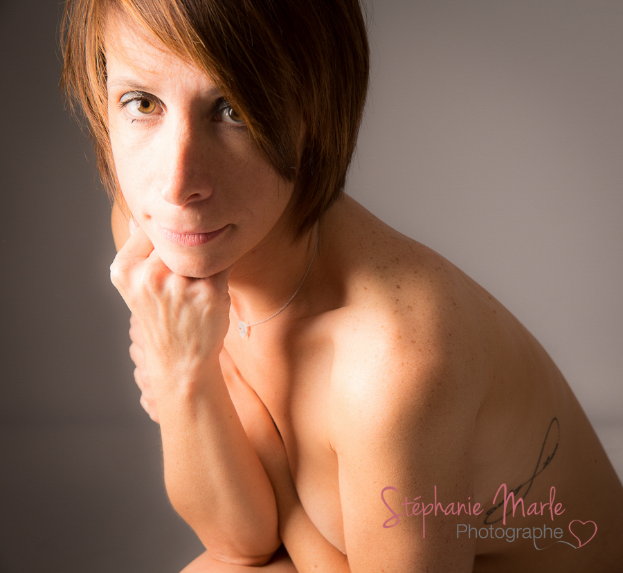 Photgraphe boudoir nue femme