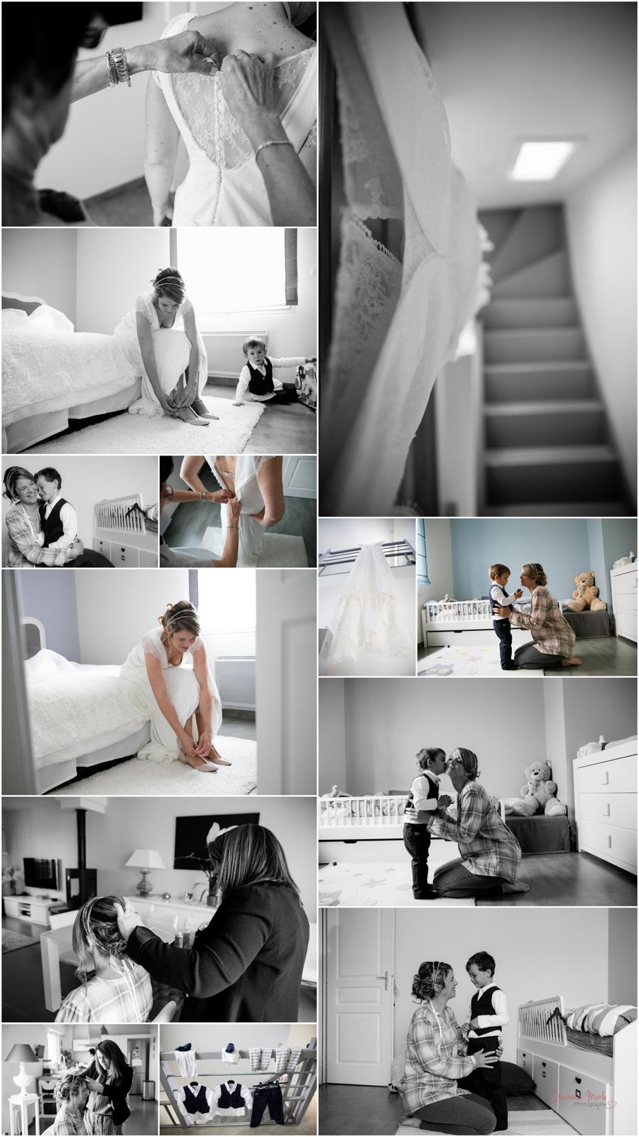 Photographe mariage 77 seine et marne chateau du vivier
