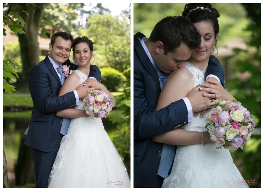 Photographe mariage 77 seine et marne domaine de champigny
