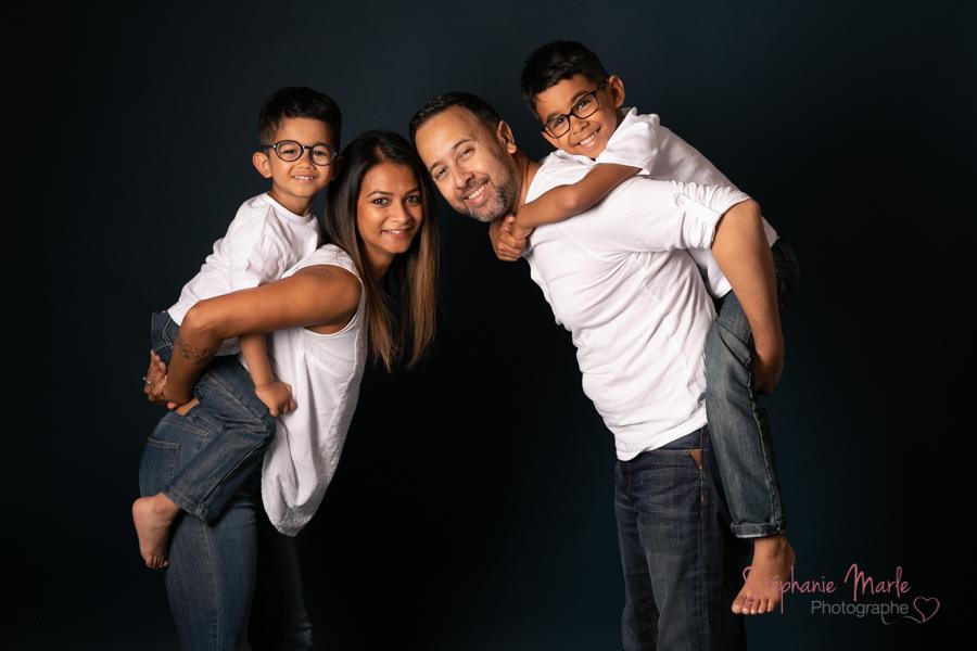 Stephanie marle photographe seine et marne famille enfant